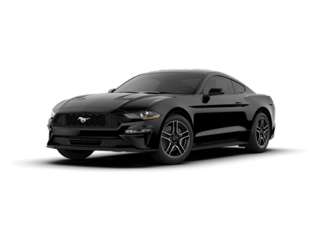 2019 Ford Mustang MUSTANG ECOBOOST COUPE